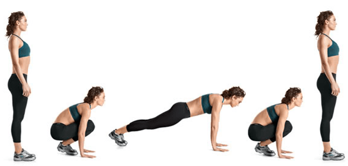 Image result for burpees stretch