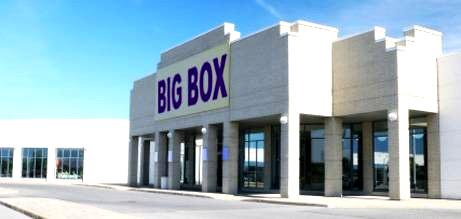 Big-box Store