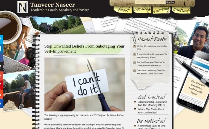Tanveer Naseer Screenshot