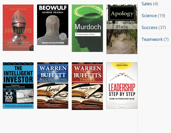 The Leadership Podcast recommended books