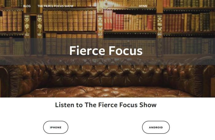 Fierce focus Joshua Spodek interview