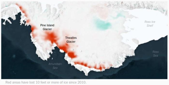 NYTimes Antarctica