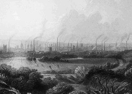 Coal factories