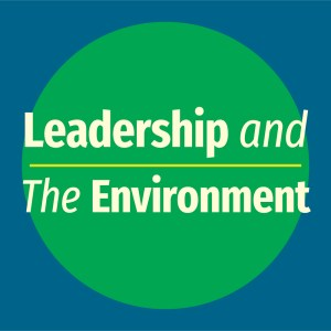 Leadership and the Environment logo