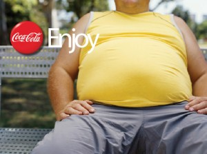 Enjoy Coca-cola!