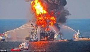 BP explosion