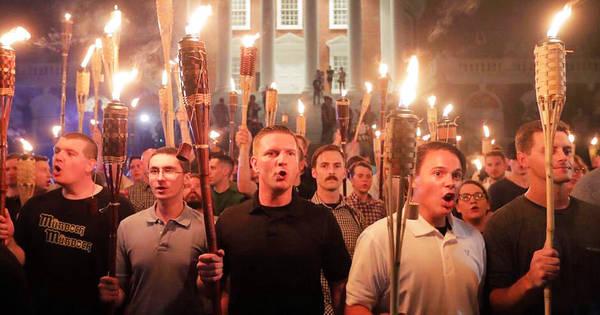 charlottesville nazi