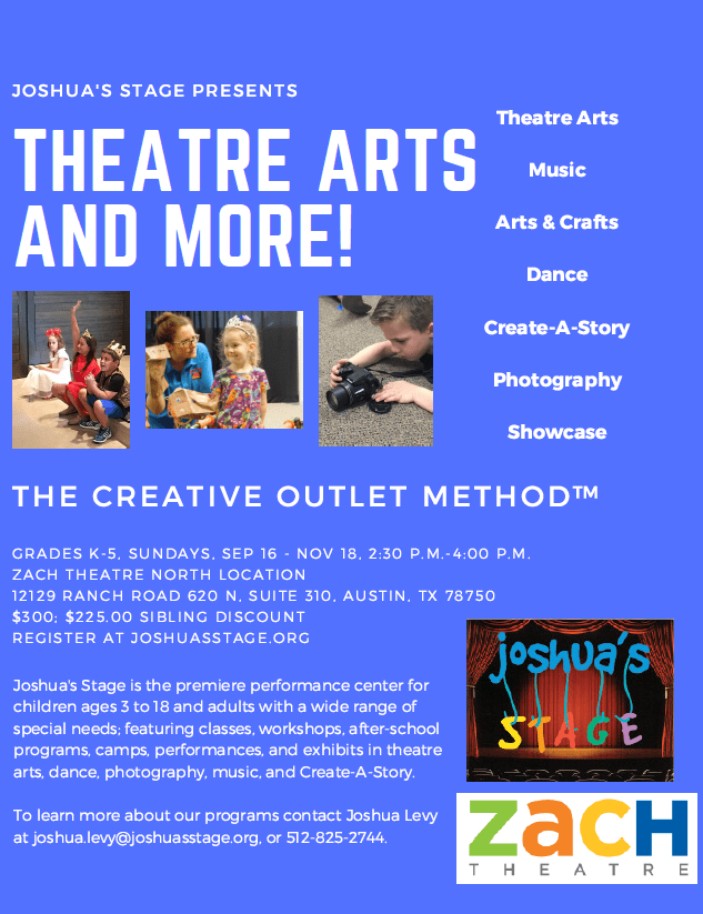 Theatre Arts and More!