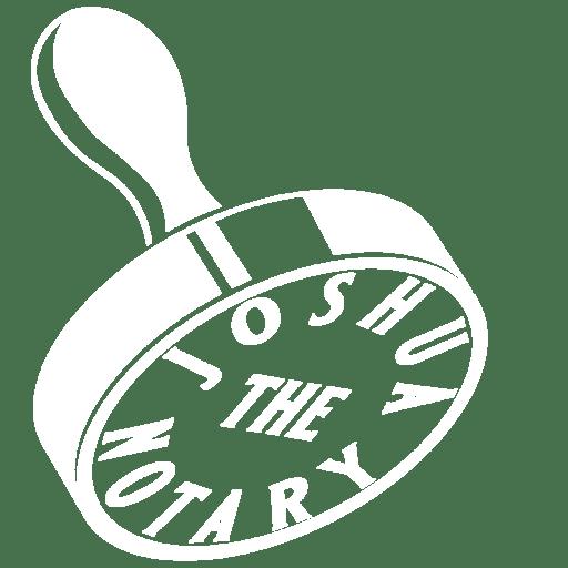 Joshua The Notary