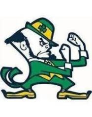 Fighting Irish! Put Up!