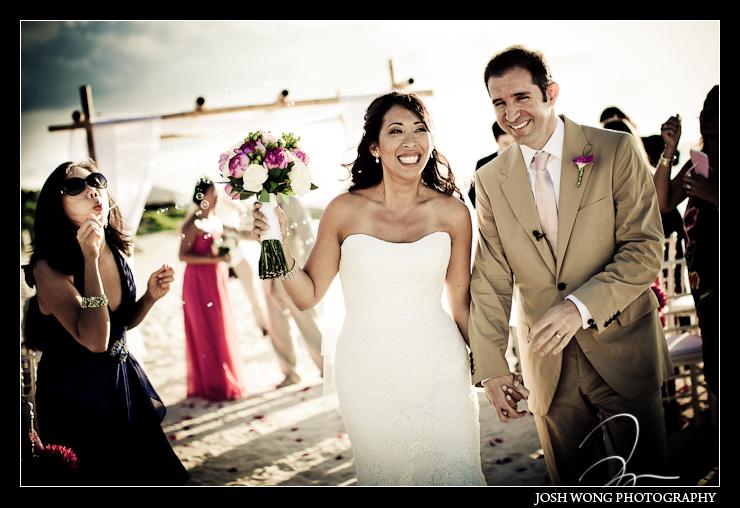 Wedding day pictures at the Amanyara Resort, Turks and Caicos. Wedding photos by destination wedding photographer Josh Wong Photography