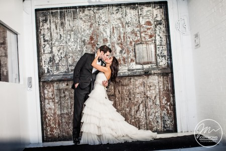 Studio 450 Wedding and Hotel Ganesvoort Meatpacking Wedding. Wedding pictures by NYC Wedding Photographer Josh Wong Photography