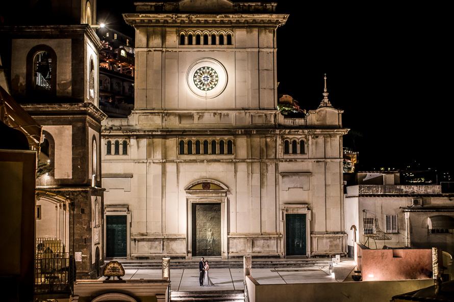 Positano Italy Destination Wedding - Josh Wong Photography
