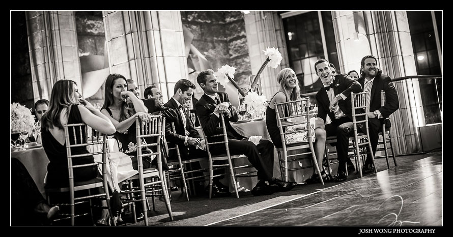 Guastavino's Wedding Pictures - New York City Wedding by Josh Wong Photography | Nina and Bryan