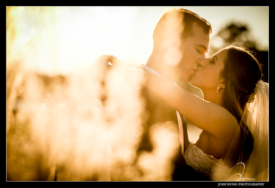 Sunset shot at the Glen Island Harbor Club Wedding New York. Pictures by NYC Wedding Photographer Josh Wong Photography