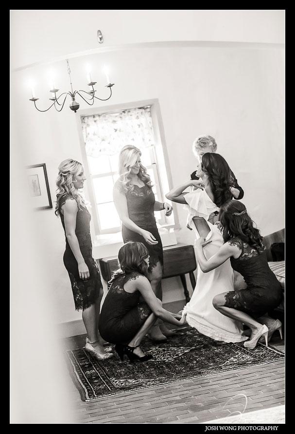 Wedding Dress by : BHLDN