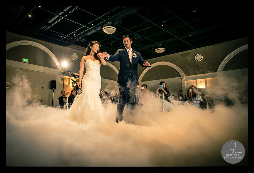 Erika and Kevin's elegant wedding at Casa Real at Ruby Hill Winery. wedding pictures by Josh Wong Photography