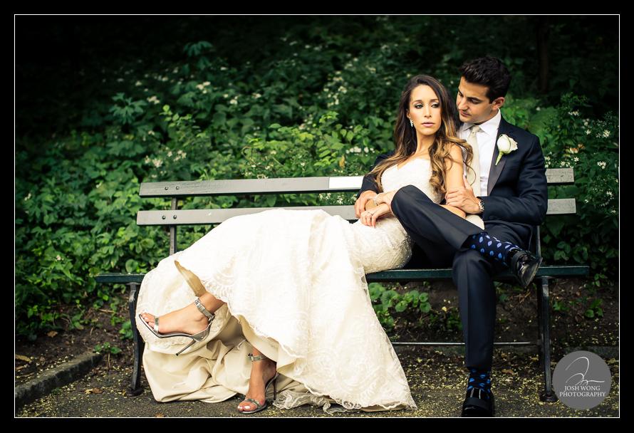 Central Park JW Marriott Essex House Wedding