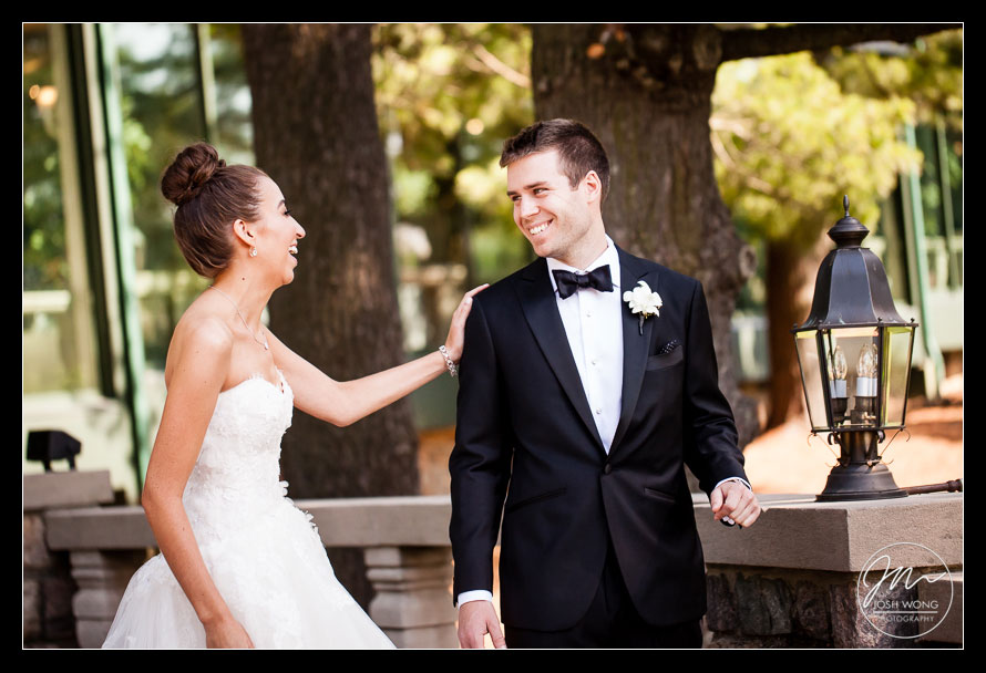 first look. Wedding photos by Best Wedding Photographers Josh Wong Photography
