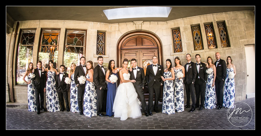 Vogue photoshoot. Wedding photos by Tappan Hill Wedding Photographers Josh Wong Photography