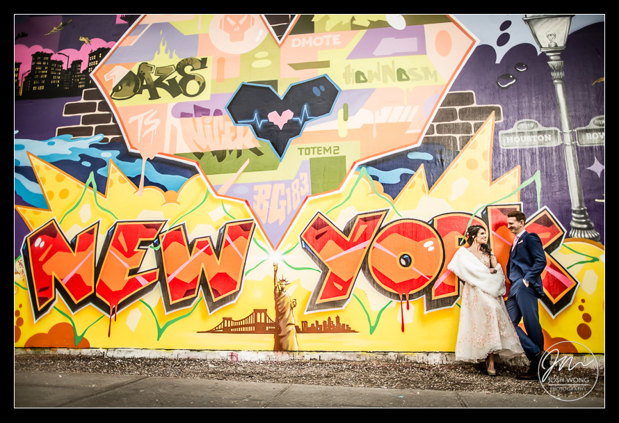 NYC Wedding Photography by Josh Wong Photography - Lower East Side