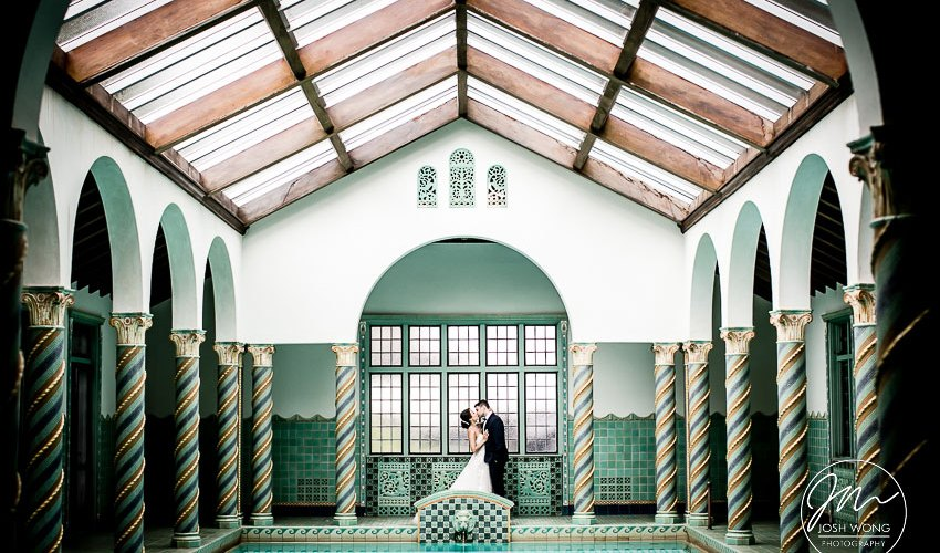 Gorgeous wedding photography at Pleasantdale Chateau, New Jersey. Wedding Pictures in New Jersey by Josh Wong Photography