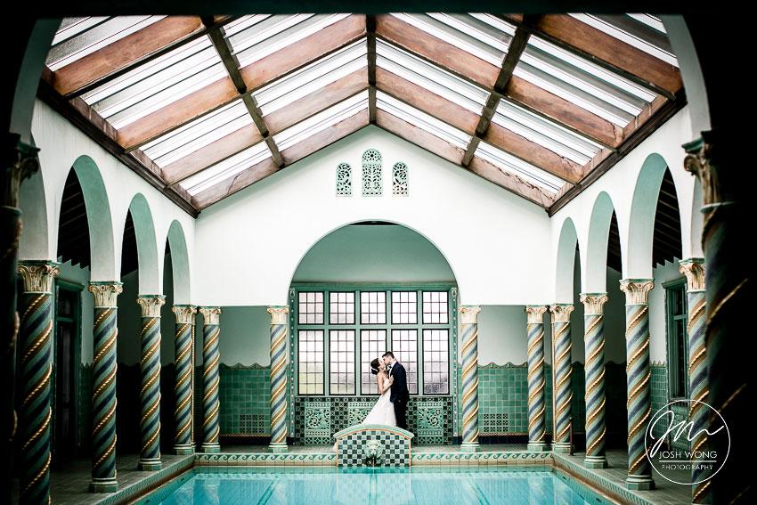 Pleasantdale Chateau Wedding Photographer - Josh Wong Photography