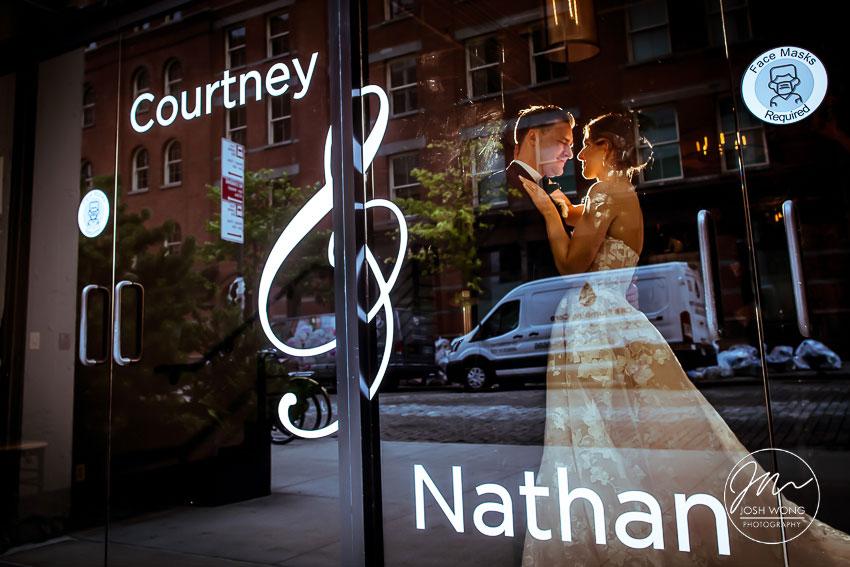 Tribeca 360 Rooftop Wedding Pictures