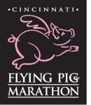 Flying Pig Marathon Logo