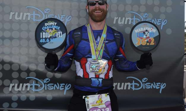 2018 Walt Disney World Marathon Weekend Recap