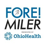 Fore! Miler Presented by Ohio Health logo