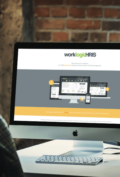 worklogic HRIS landing page