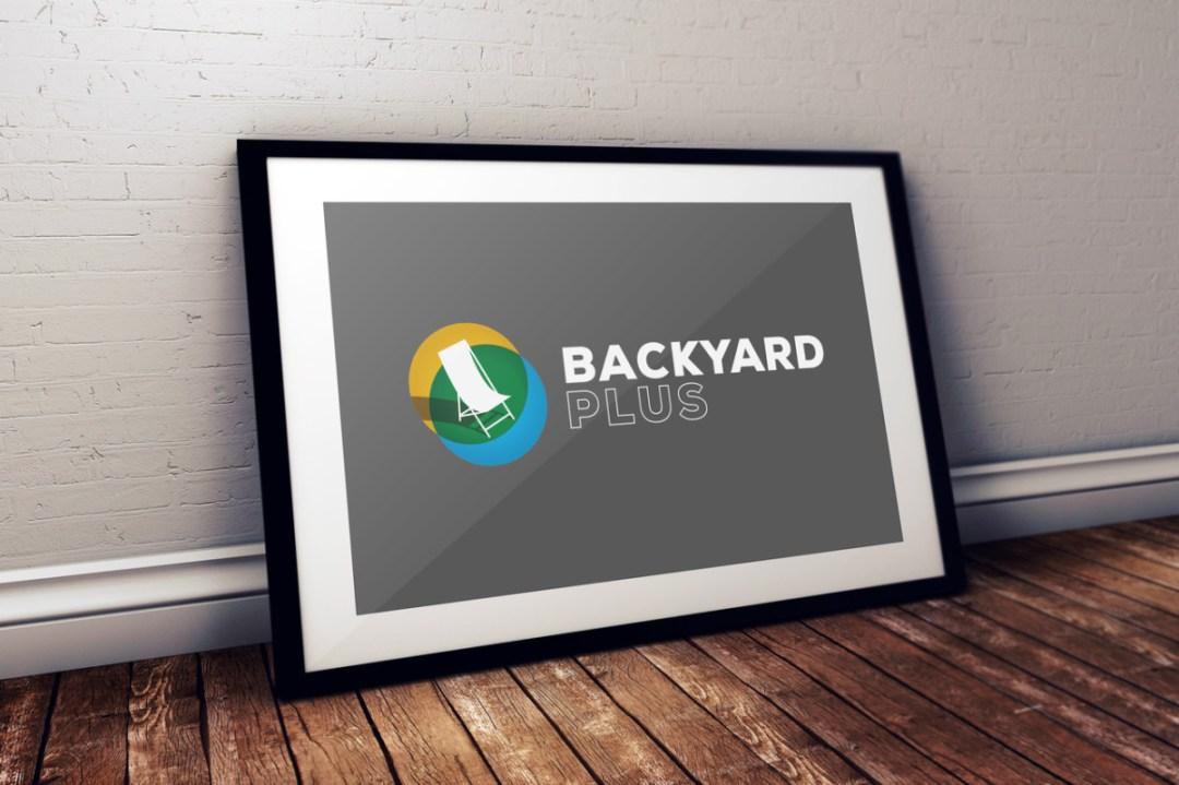 Backyardplus – Logo Design