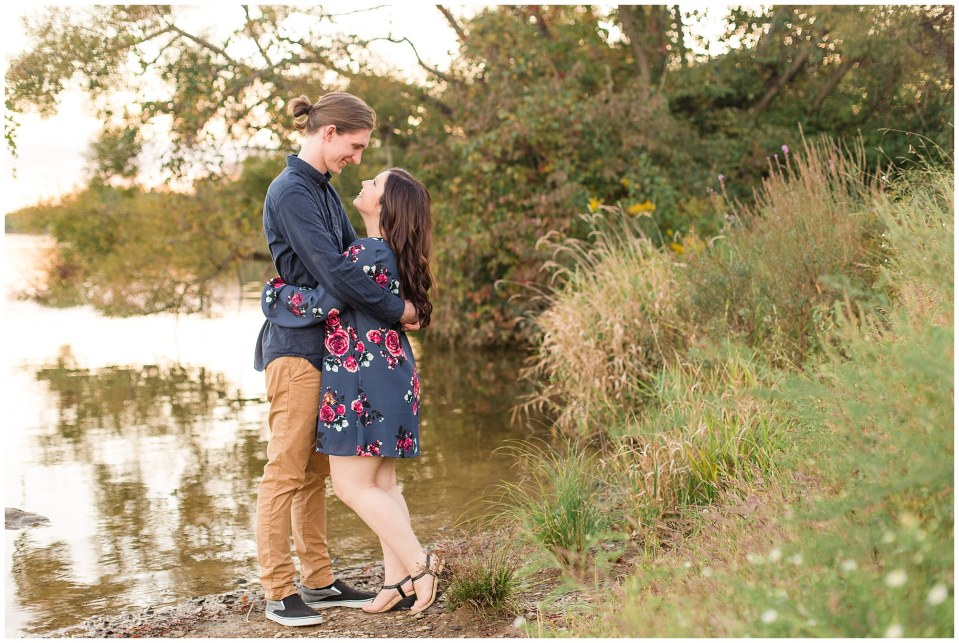 Andy & Sam's Peace Valley Park Fall Engagement Session Photos_0023.jpg