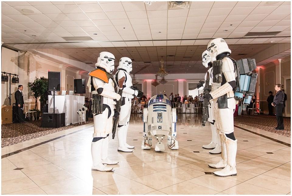 Pedro & Maggie's Star Wars Themed Wedding at La Bella Vista in Waterbury, CT Photos_0095.jpg