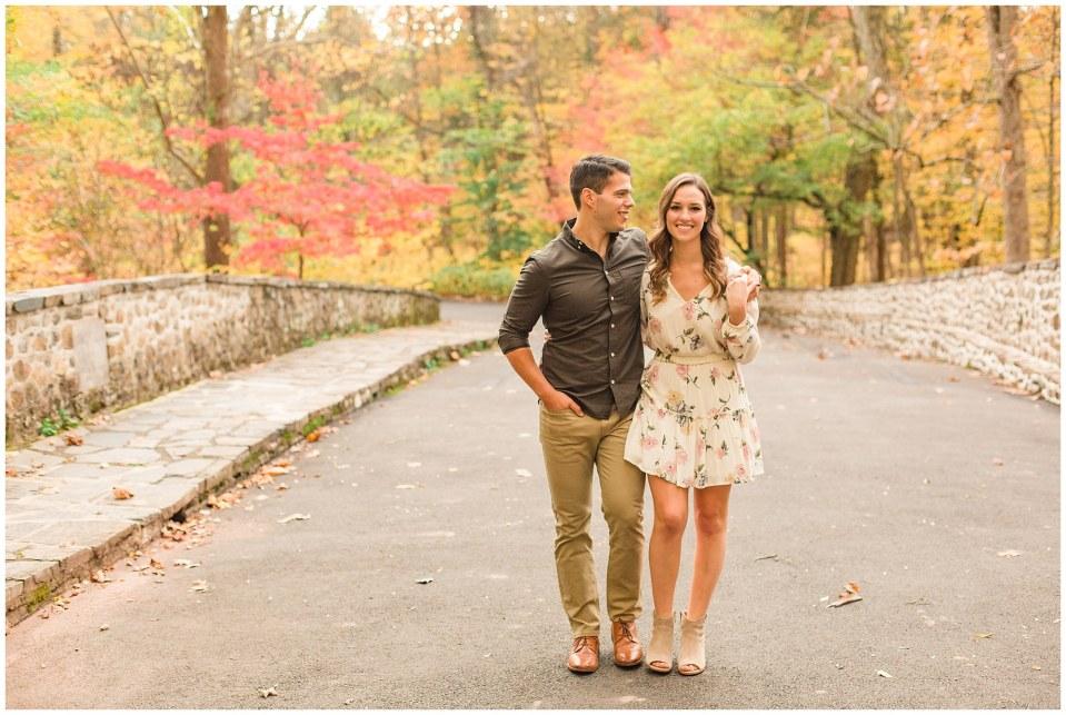 Alex & Jen's Fall Wedding at Bowman's Hill Wildflower Preserve Photos_0025.jpg