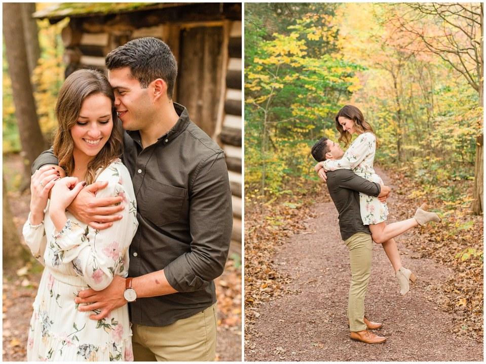 Alex & Jen's Fall Wedding at Bowman's Hill Wildflower Preserve Photos_0028.jpg