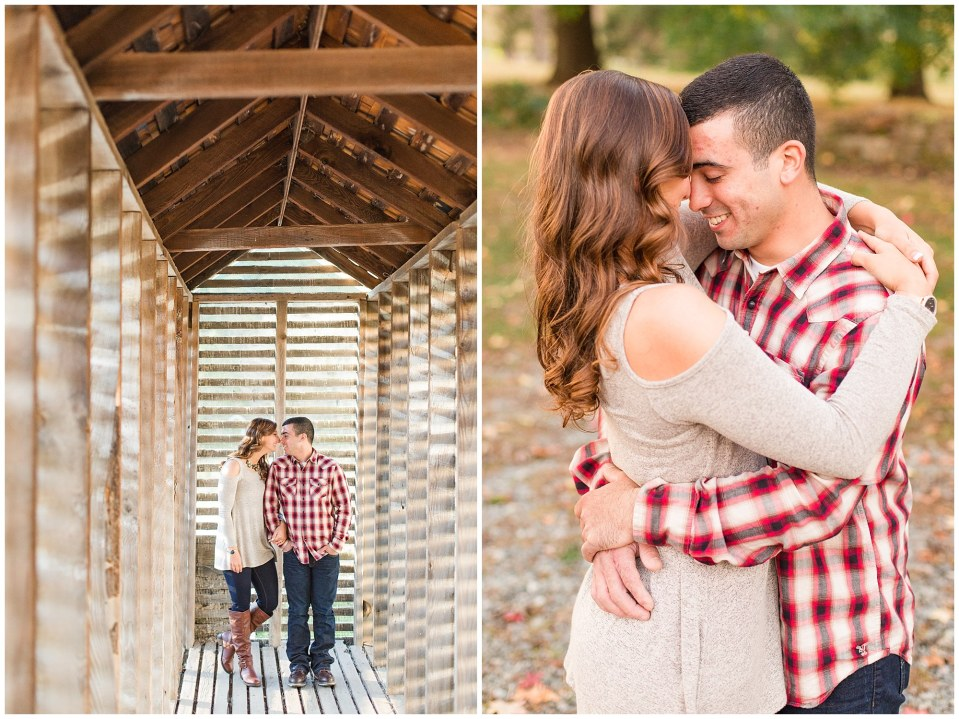Austin & Nicole's Fall Engagement in Valley Forge National Park_0009.jpg