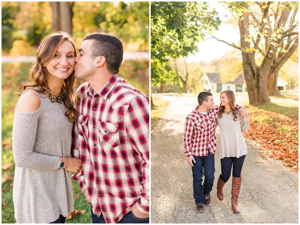 Austin & Nicole's Fall Engagement in Valley Forge National Park_0011.jpg