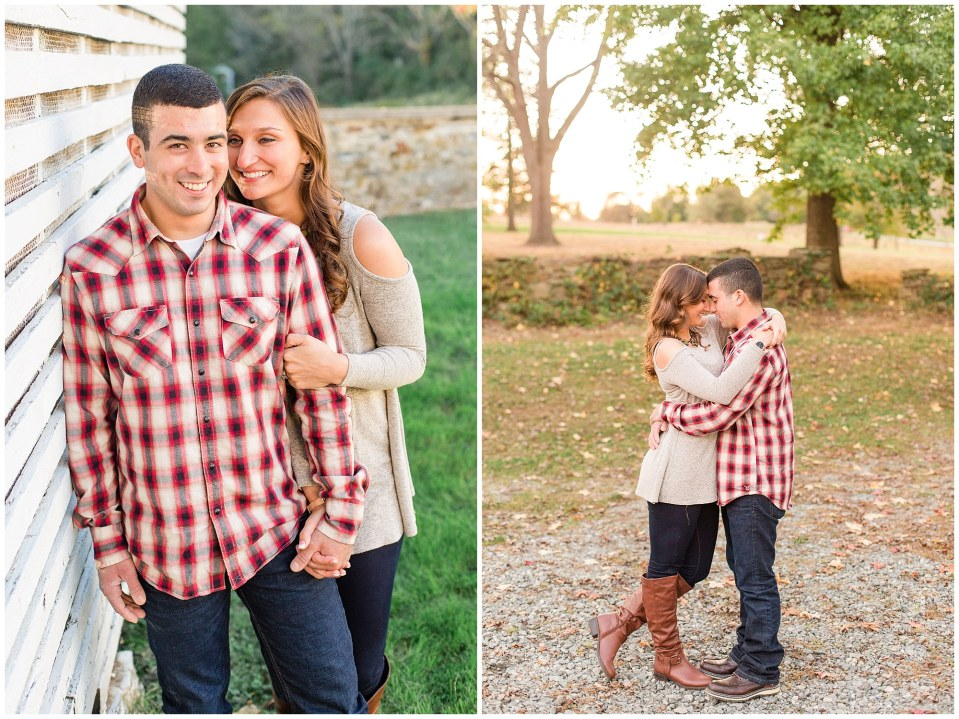 Austin & Nicole's Fall Engagement in Valley Forge National Park_0021.jpg