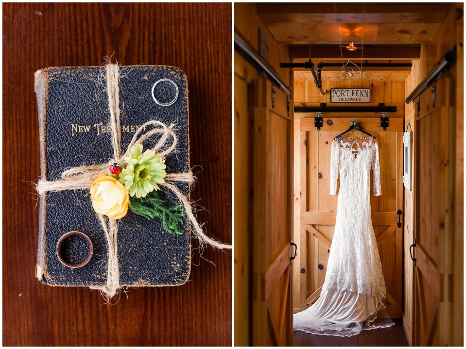 Cody & Hali's Boho Chic Barn Wedding at Thousand Acre Farms in Delaware Photos_0001.jpg