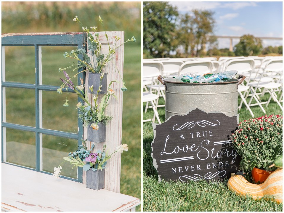Cody & Hali's Boho Chic Barn Wedding at Thousand Acre Farms in Delaware Photos_0026.jpg