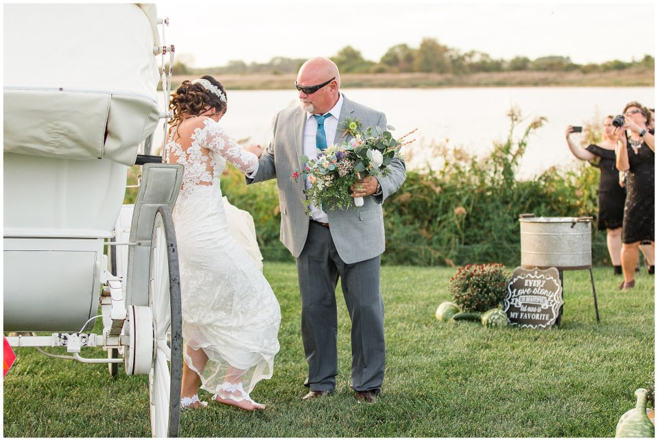 Cody & Hali's Boho Chic Barn Wedding at Thousand Acre Farms in Delaware Photos_0037.jpg