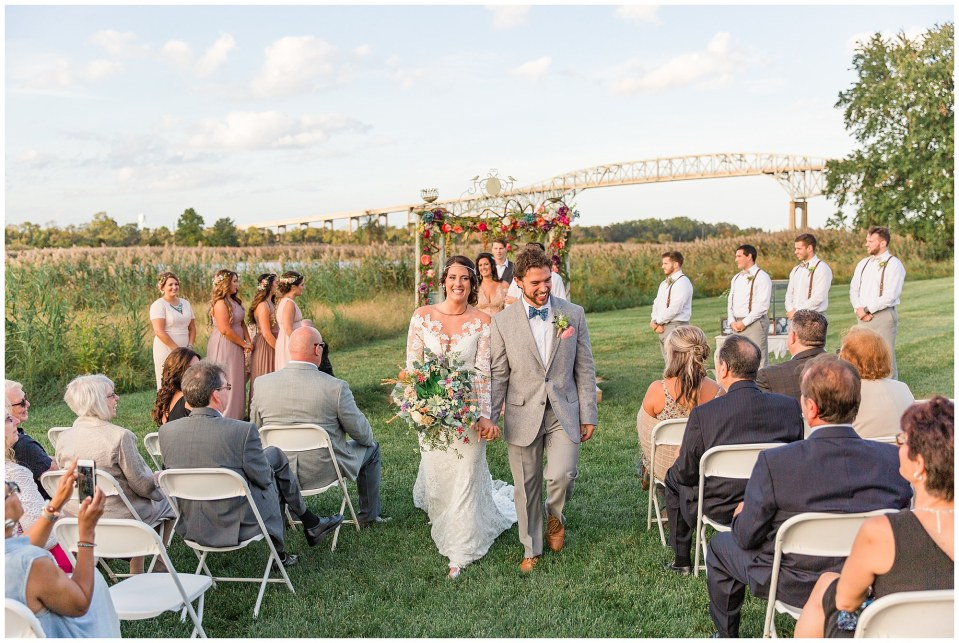 Cody & Hali's Boho Chic Barn Wedding at Thousand Acre Farms in Delaware Photos_0055.jpg