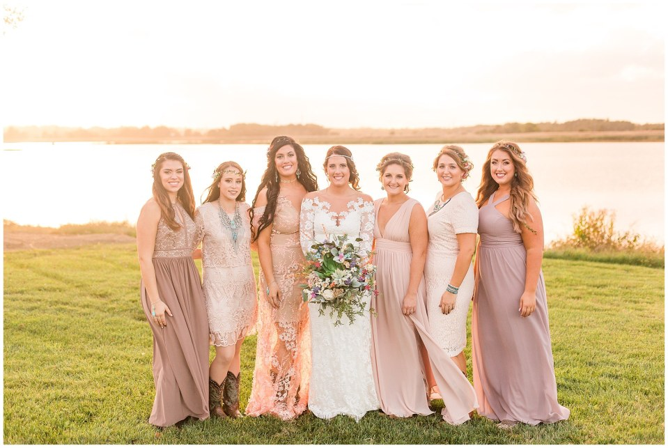 Cody & Hali's Boho Chic Barn Wedding at Thousand Acre Farms in Delaware Photos_0071.jpg