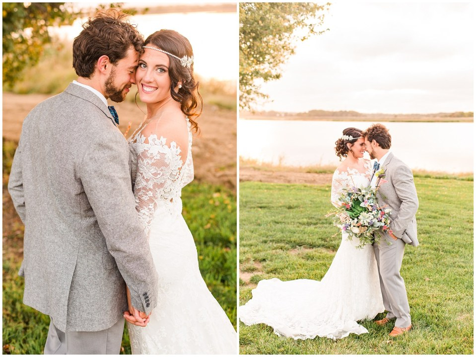 Cody & Hali's Boho Chic Barn Wedding at Thousand Acre Farms in Delaware Photos_0083.jpg