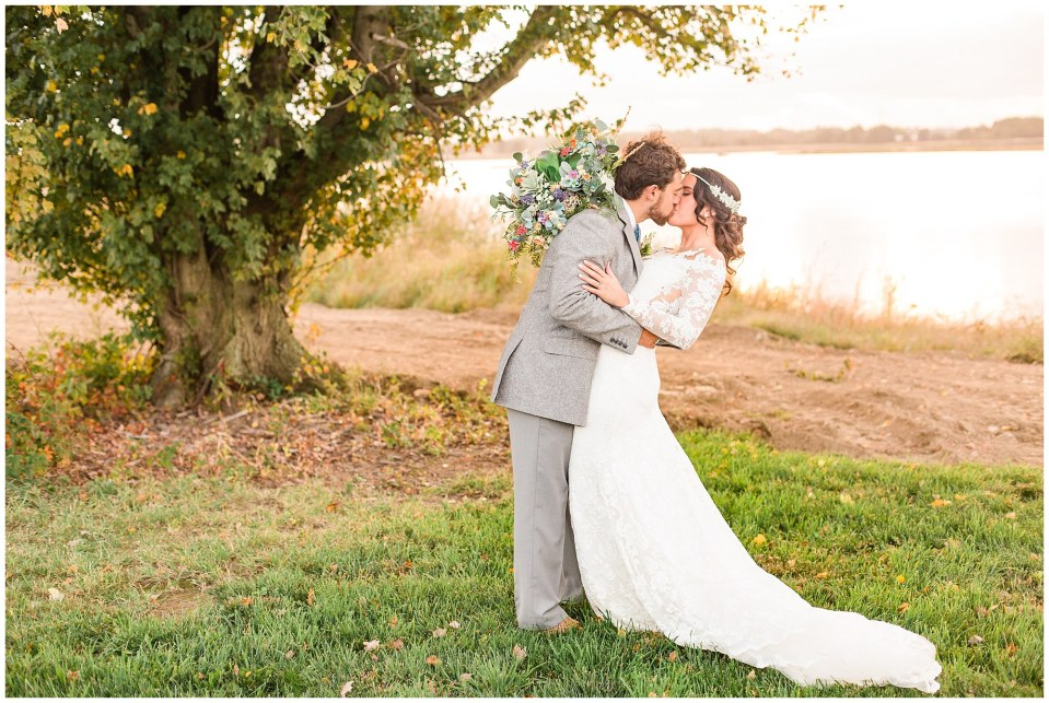 Cody & Hali's Boho Chic Barn Wedding at Thousand Acre Farms in Delaware Photos_0097.jpg