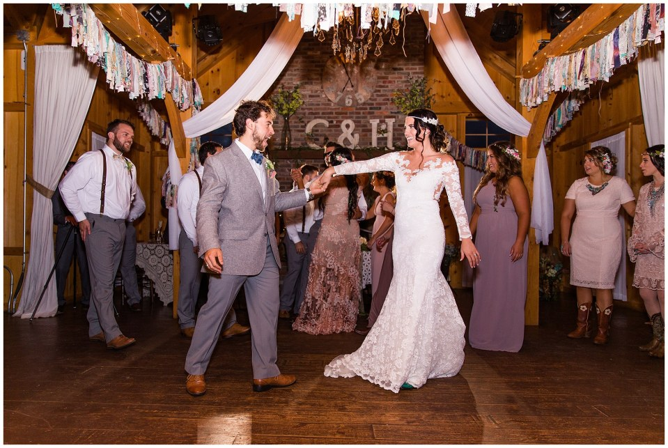 Cody & Hali's Boho Chic Barn Wedding at Thousand Acre Farms in Delaware Photos_0139.jpg