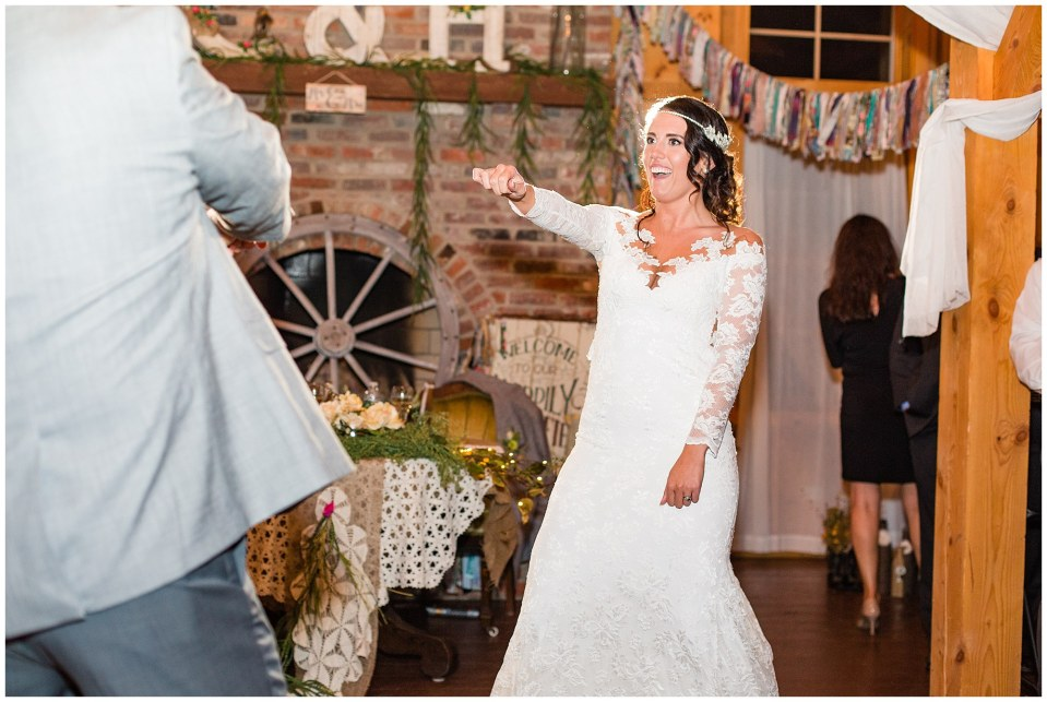 Cody & Hali's Boho Chic Barn Wedding at Thousand Acre Farms in Delaware Photos_0144.jpg