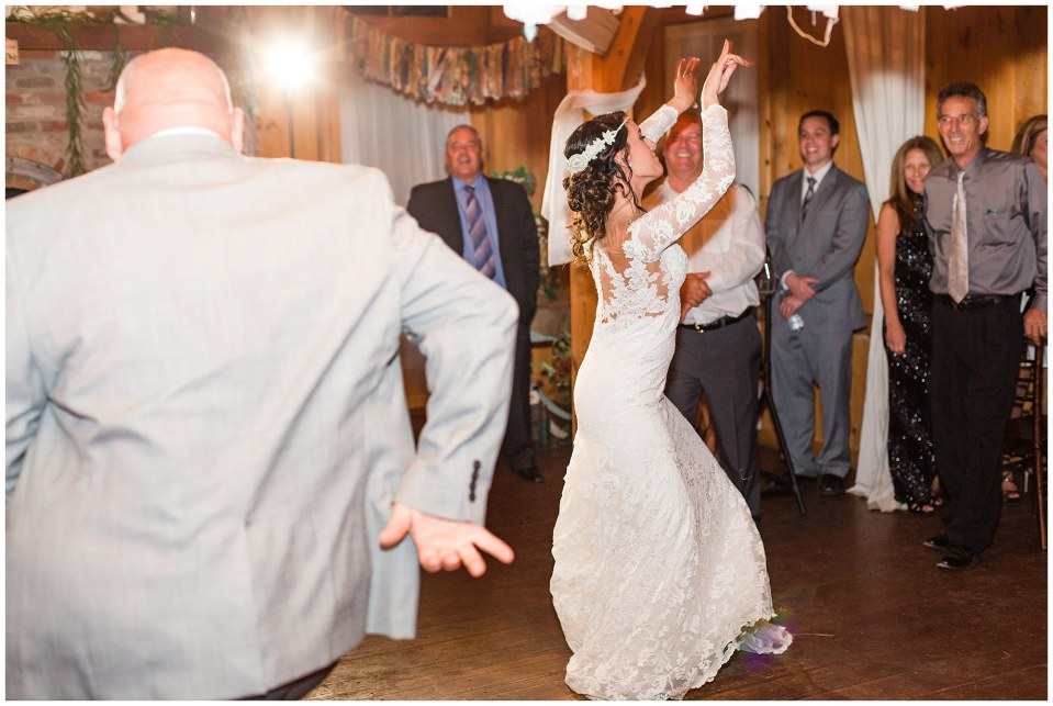 Cody & Hali's Boho Chic Barn Wedding at Thousand Acre Farms in Delaware Photos_0145.jpg